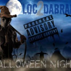 Свежий трэк Loc2DaBrain «Halloween Night»