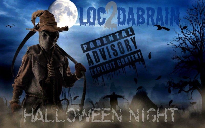 Свежий трэк Loc2DaBrain «Halloween Night»