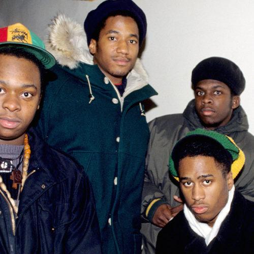 В ноябре выйдет новый альбом группы A Tribe Called Quest