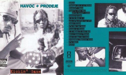 Рецензия на классический OG-релиз: Havoc & Prodeje «Kickin' Game» (1994)