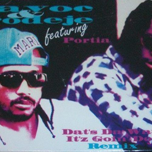 Havoc & Prodeje ‎»Dat's Da Way It'z Goin Down (Remix)» (1995)