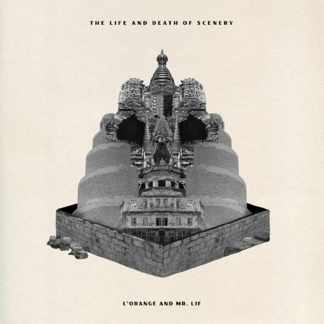 L'Orange & Mr. Lif — «Life and Death of Scenery EP»