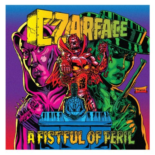 Czarface — «A Fistful Of Peril»