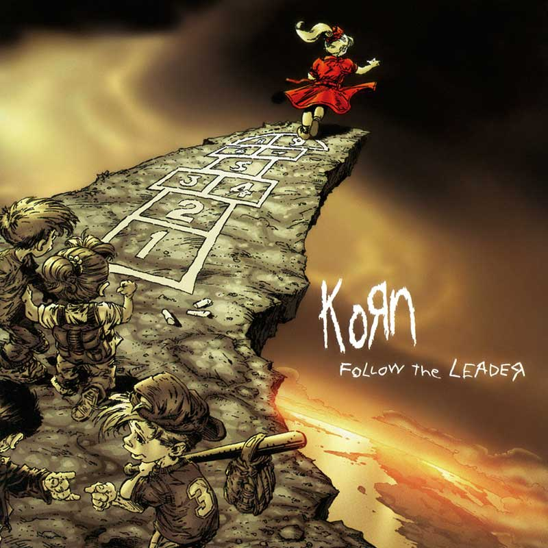 Korn – «Follow the Leader» (1998)