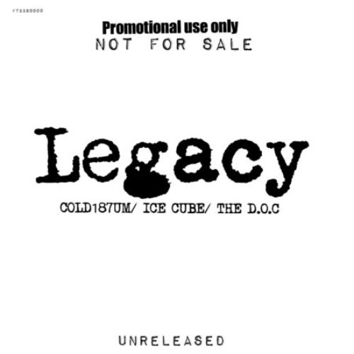 Cold 187um feat. Ice Cube & The D.O.C. «Legacy»