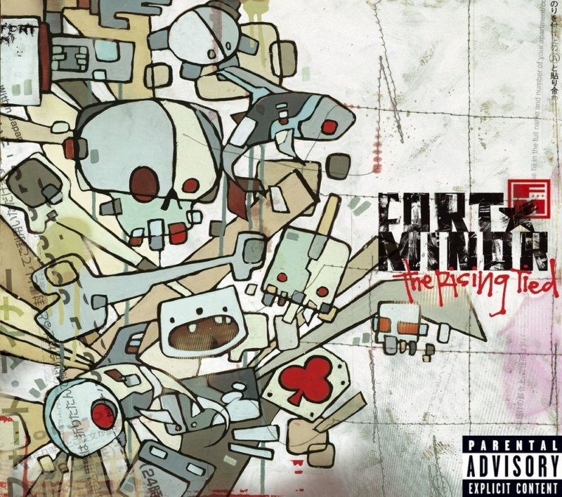 Fort Minor – «The Rising Tied» (2005)
