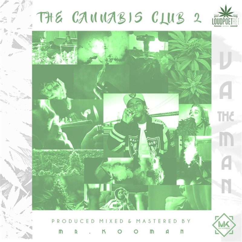 V.A The M.A.N «The Cannabis Club 2»