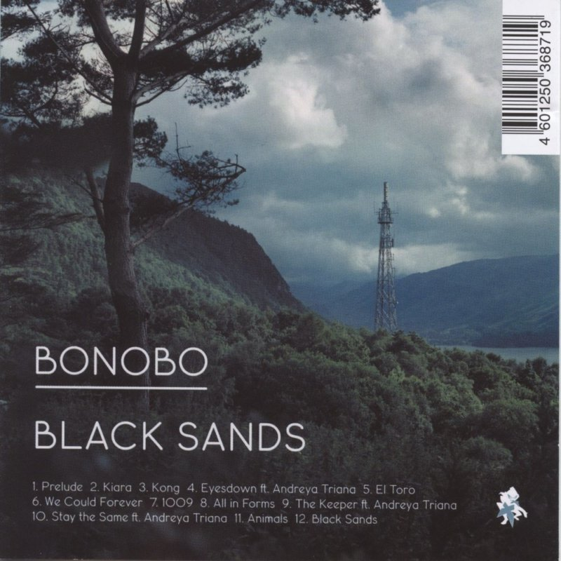 Bonobo – «Black Sands» (2010)