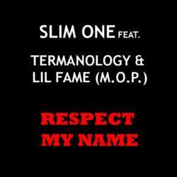 Termanology и Lil Fame (M.O.P.) приняли участие в видео Slim One «Respect My Name»