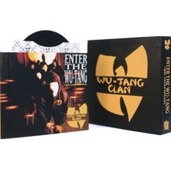 Вышло виниловое делюкс издание альбома Wu-Tang Clan «Enter The Wu-Tang (36 Chambers)»