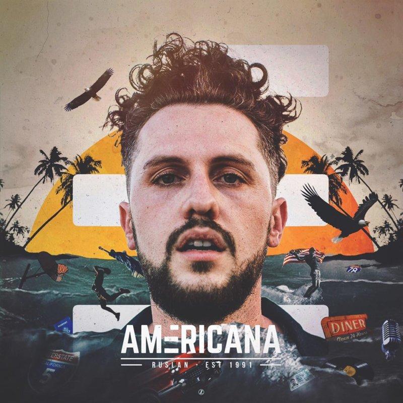 Выходец из Азербайджана Ruslan, ныне живущий в США, выпустил видео «Americana»