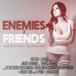 60 East из LA презентовал мелодичное видео «Enemies 2 Friends» feat. Skyzoo & Krystle
