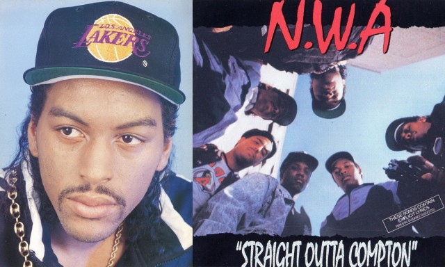 Он оставил N.W.A. за несколько недель до выхода «Straight Outta Compton»