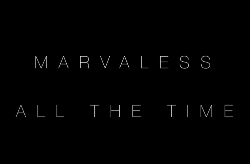 Marvaless «All The Time»