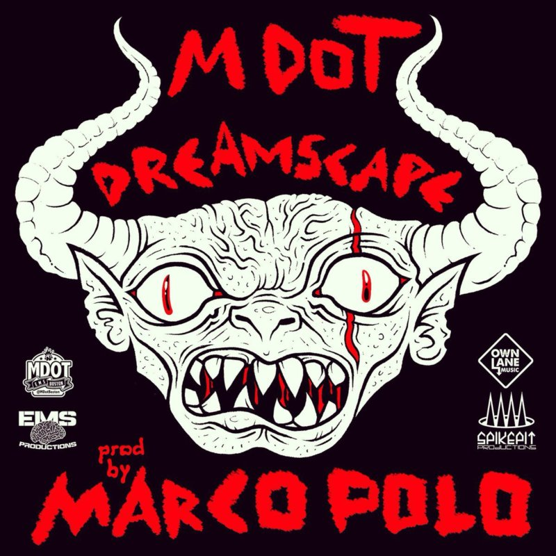 Мрачное видео от M-Dot — «Dreamscape»