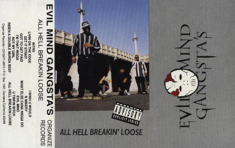 03. Evil Mind Gangsta's 