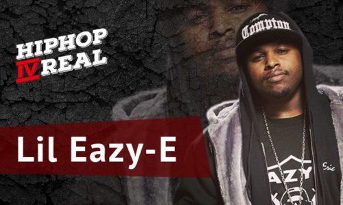 Эксклюзивное видео-интервью Lil Eazy-E и Baby Eazy-E (E3) для HH4REAL