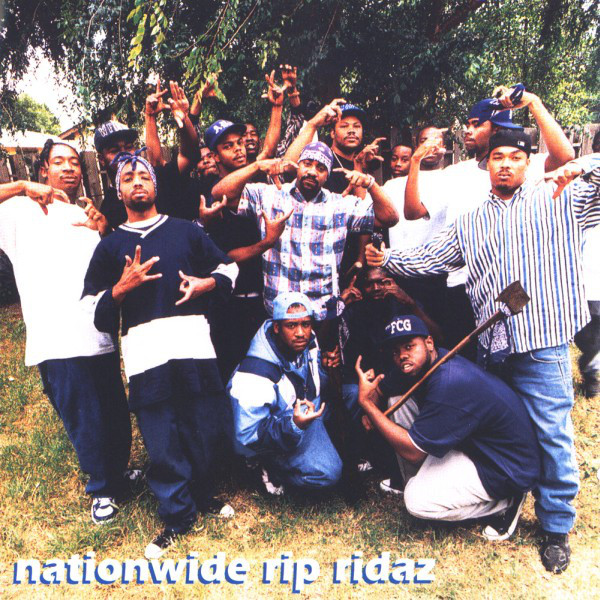 10. Nationwide Rip Ridaz ‎
