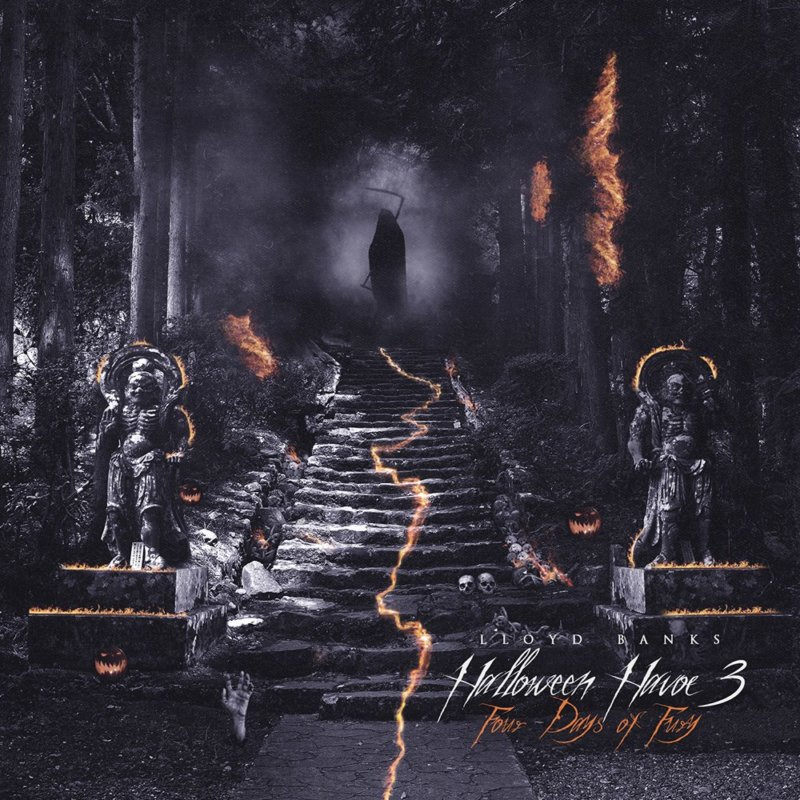Lloyd Banks – «Halloween Havoc 3: Four Days Of Fury»