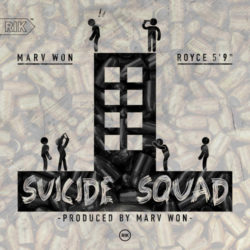 "Royce Da 5'9″ принял участие в треке Marv Won ""Suicide Squad"""