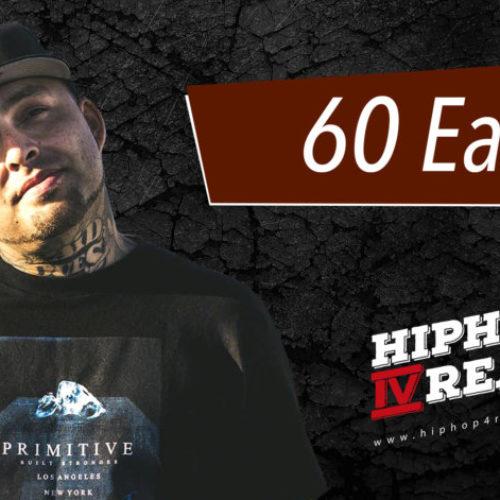 Интервью с 60 East на фестивале Hip Hop Kemp 2016