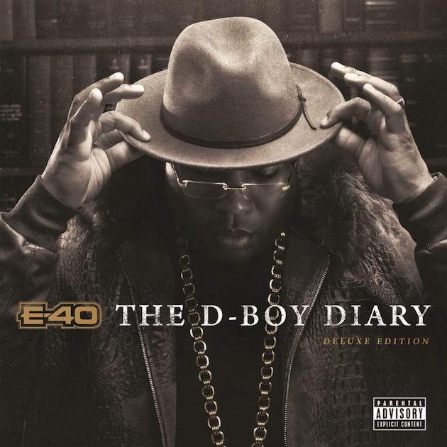 E-40 – «The D-Boy Diary»