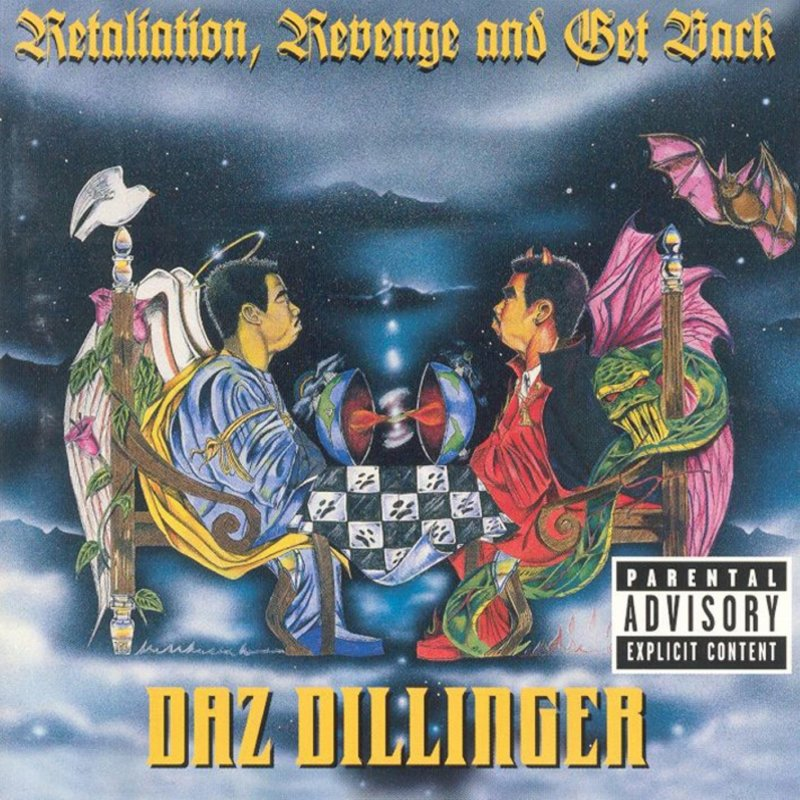 daz_dillinger_retaliation_revenge_and_get_back_1998_retail_cd-front
