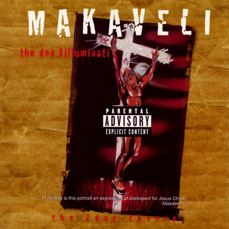 Этот день в хип-хопе: Makaveli — «The Don Killuminati: The 7 Day Theory»