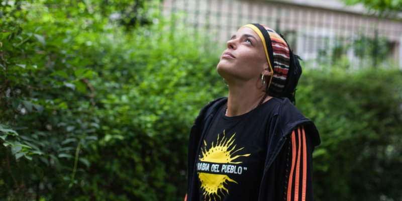 Премьера клипа из Франции: Keny Arkana – «Une Seule Humanité»