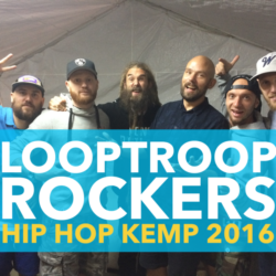 Интервью с Looptroop Rockers на фестивале Hip Hop Kemp 2016