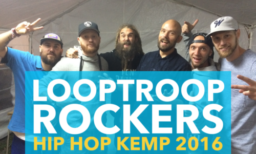Интервью с Looptroop Rockers на фестивале Hip Hop Kemp 2016