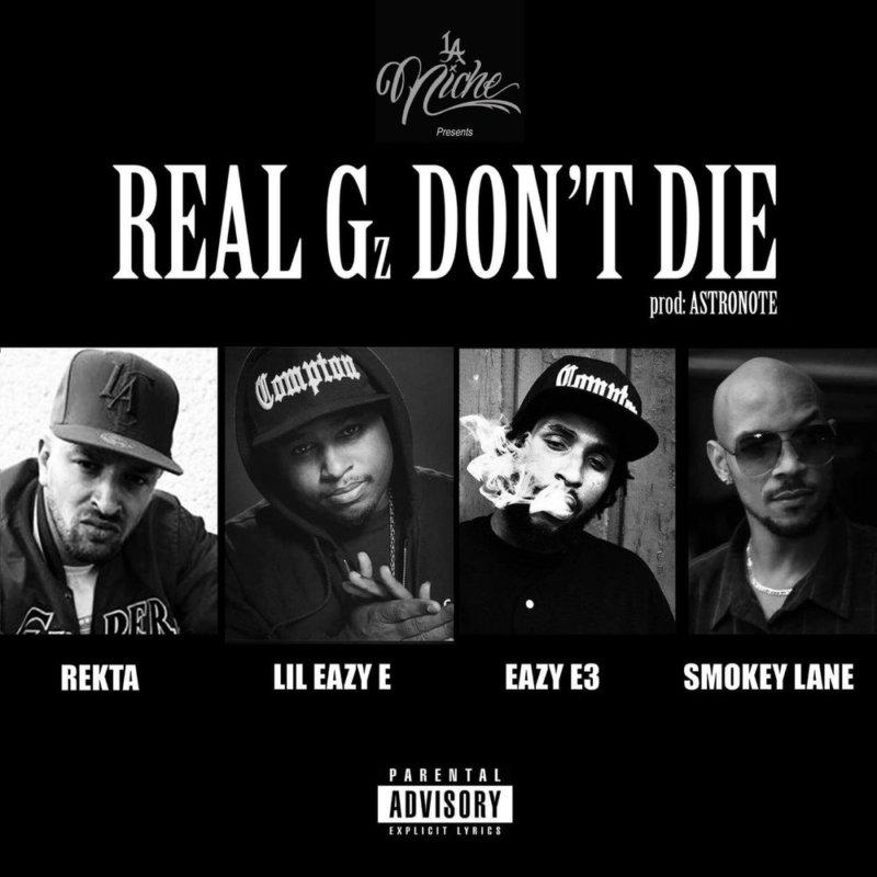 «Real Gz Don't Die!» — заявляют в своём новом видео сыновья Eazy-E