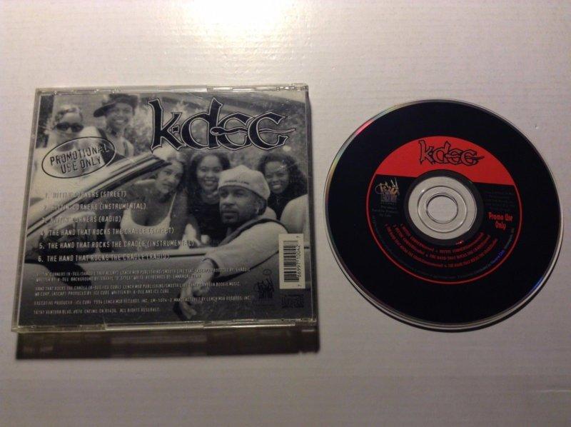 """08. K-Dee """"Hittin' Corners"""" (1994)"""
