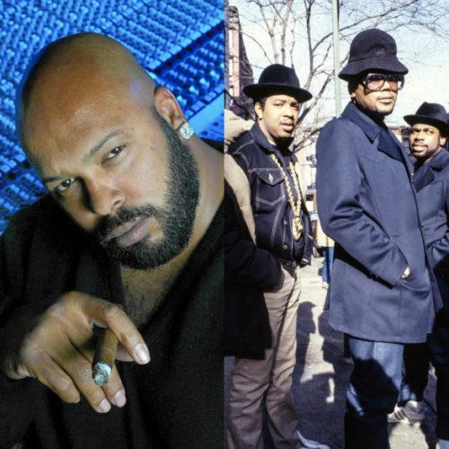 Suge Knight хотел подписать Run-D.M.C. на Death Row