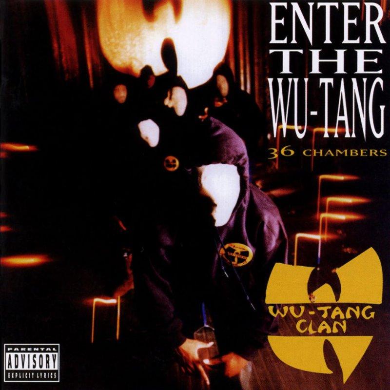 7. Wu-Tang Clan - Enter the Wu-Tang (36 Chambers) (1993)