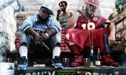 Badluck Da Killa City Kid снял видео на бодрый трэк «Make Ya Bleed»