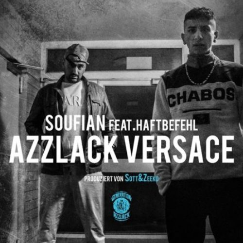 Германия: Soufian — AZZLACK VERSACE ft. Haftbefehl