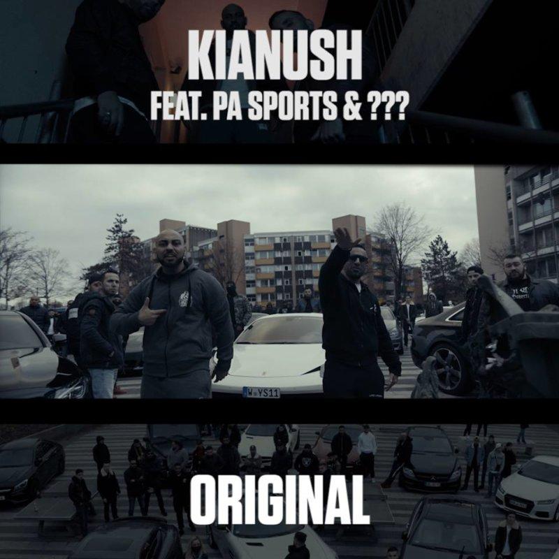 Германия: Kianush — Original ft. PA Sports & Mosh36