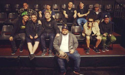Убойный сайфер из Австралии: Hilltop Hoods, The Funkoars, Briggs, Vents, K21 & Purpose