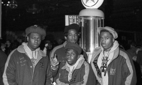 A Tribe Called Quest и Busta Rhymes выступили на шоу Джимми Киммела