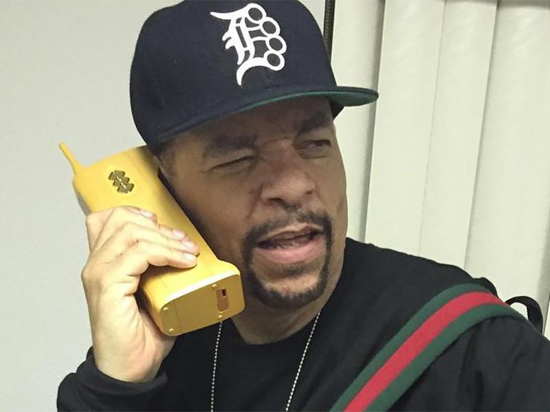 Ice-T шутканул о Дональде Трампе и все повелись