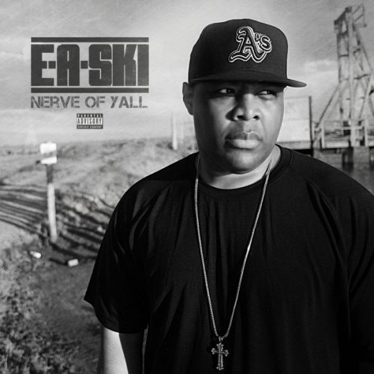 Легендарный калифорниец E-A-Ski с новым треком «The Nerve of Yall»