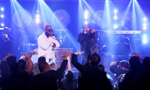 The Roots, Busta Rhymes и Joell Ortiz выступили на шоу Джимми Фэллона