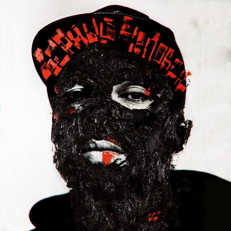 Жара «Черный человек» EP