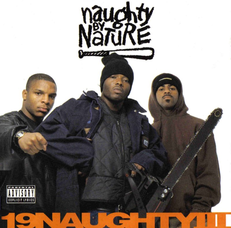 4. Naughty By Nature