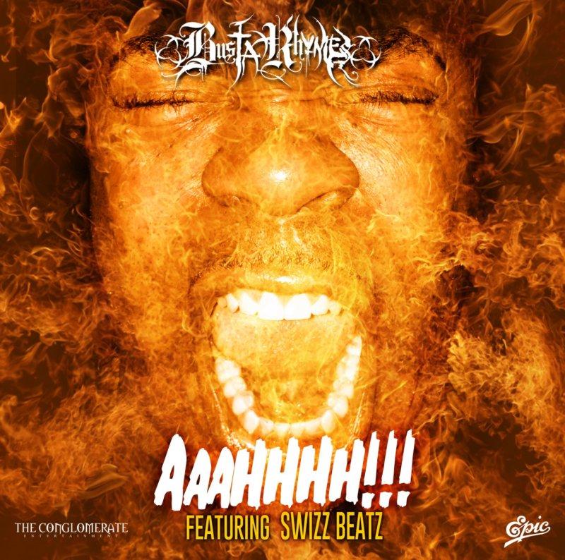 Премьера сингла: Busta Rhymes — «AAAHHHH!!!» (Feat. Swizz Beatz)