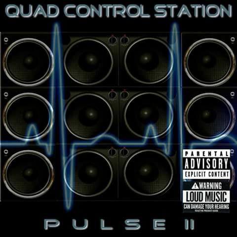 Quad Control Station — «Pulse II»