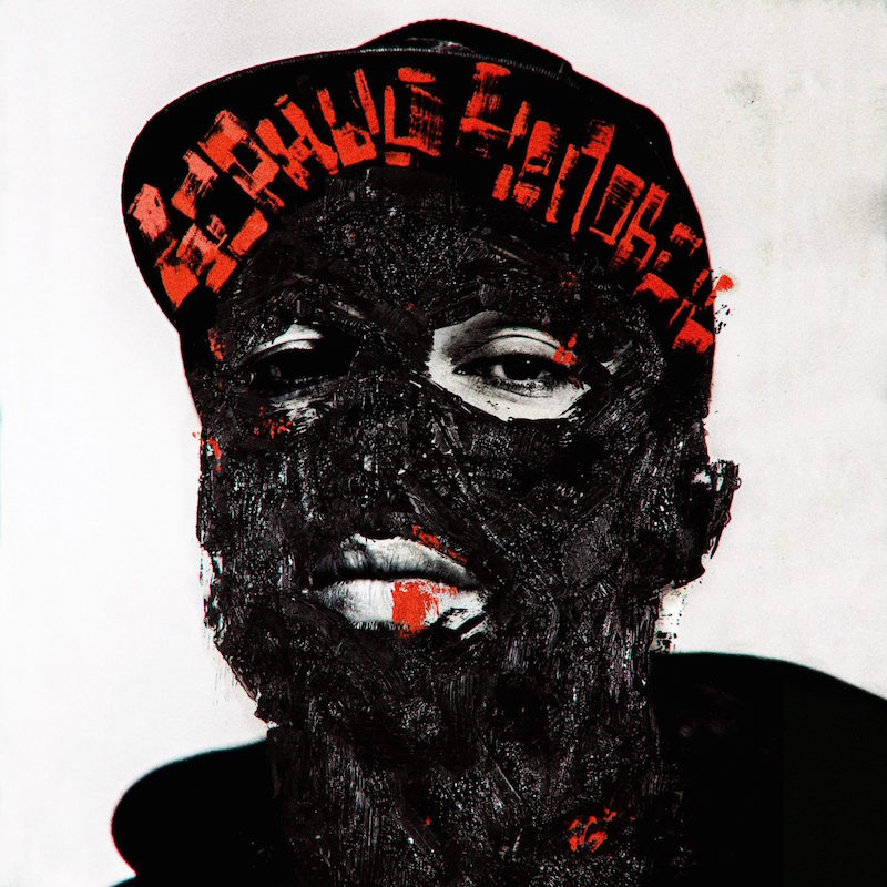 Жара анонсировал выход нового релиза «Чёрный Человек»