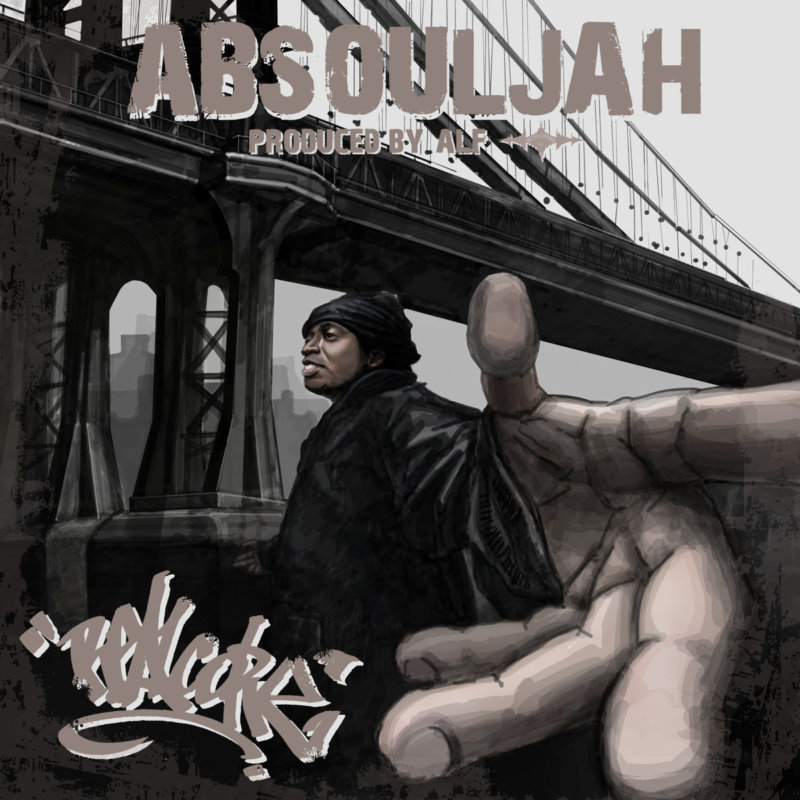 The AbSoulJah «RealCore» (prod. by Alf)