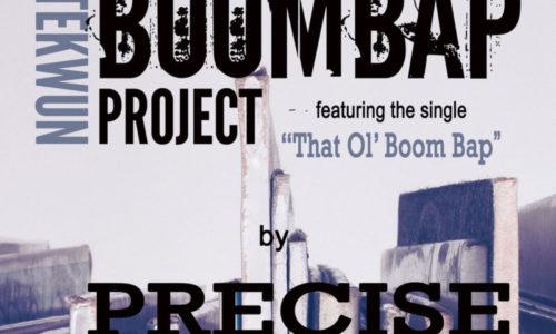 Несколько тёплых слов о Золотых 90-х на видео Precise & Dj Tekwun «That Ol Boom Bap»